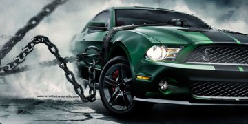 Mustang Monster غلافات تويتر