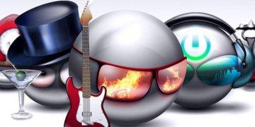 Rock Music غلافات تويتر