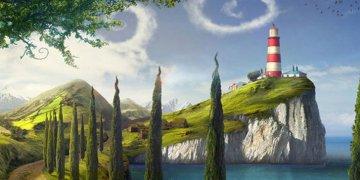 Artistic Lighthouse غلافات تويتر